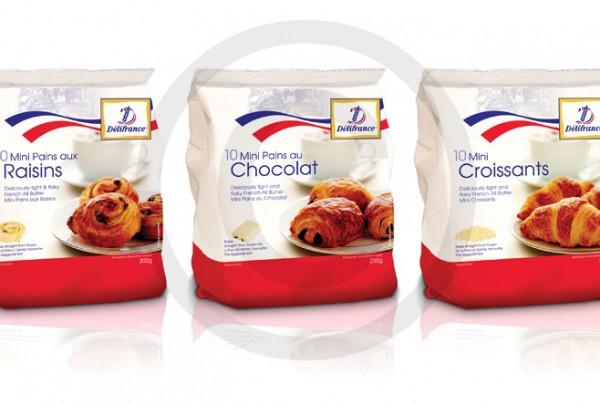 Delifrance food packaging