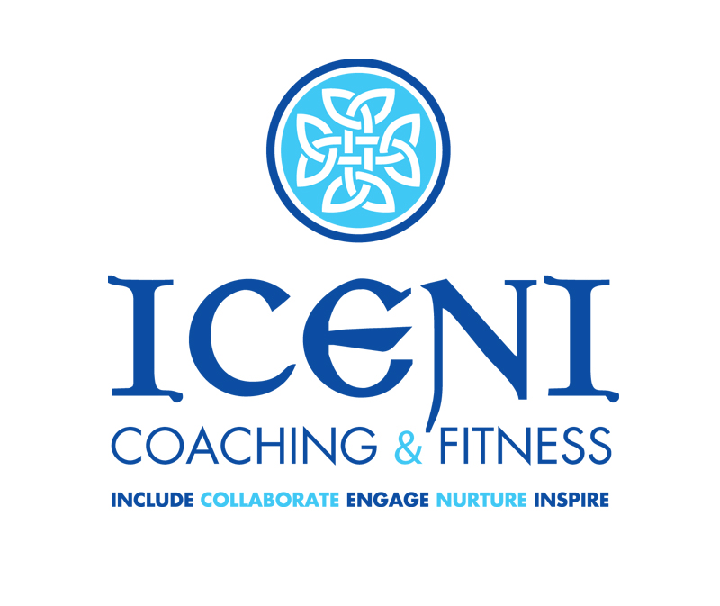 Iceni Coaching & Fitness logo design