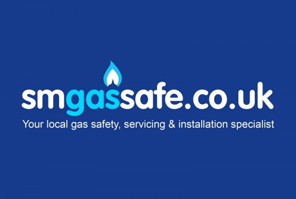 simon morris - gas engineer logo design