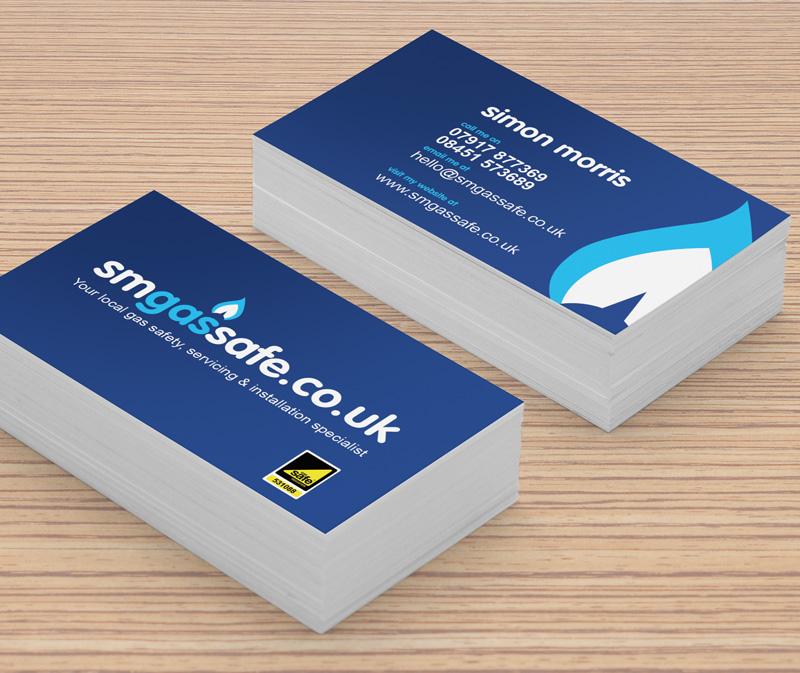 Simon Morris - Gas Engineer - Paul Kirk Design | Graphic Design ...