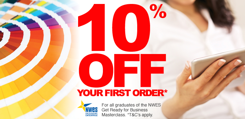 NWES graduates promotion