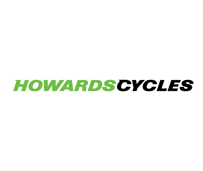 Howards Cycles Wymondham logo design - Paul Kirk Design
