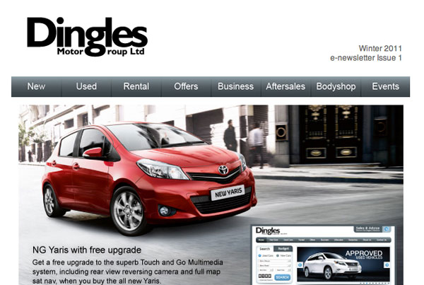 Dingles Motor Group