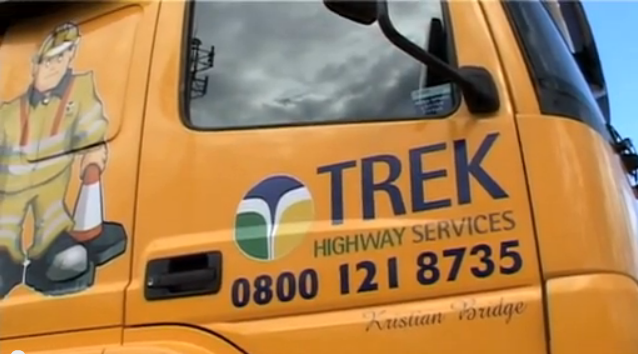 Trek Highway Services - Keir Group Coneman
