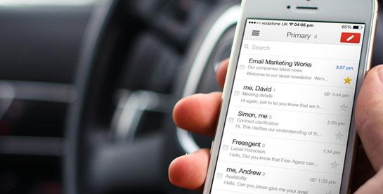 Paul Kirk Design Norwich - Email Marketing Campaign design