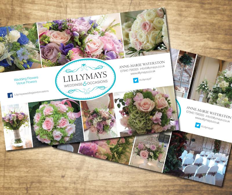 Paul Kirk Design - Lillymays postcards