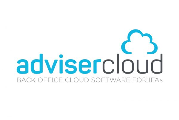 Adviser Cloud logo design - Paul Kirk Design
