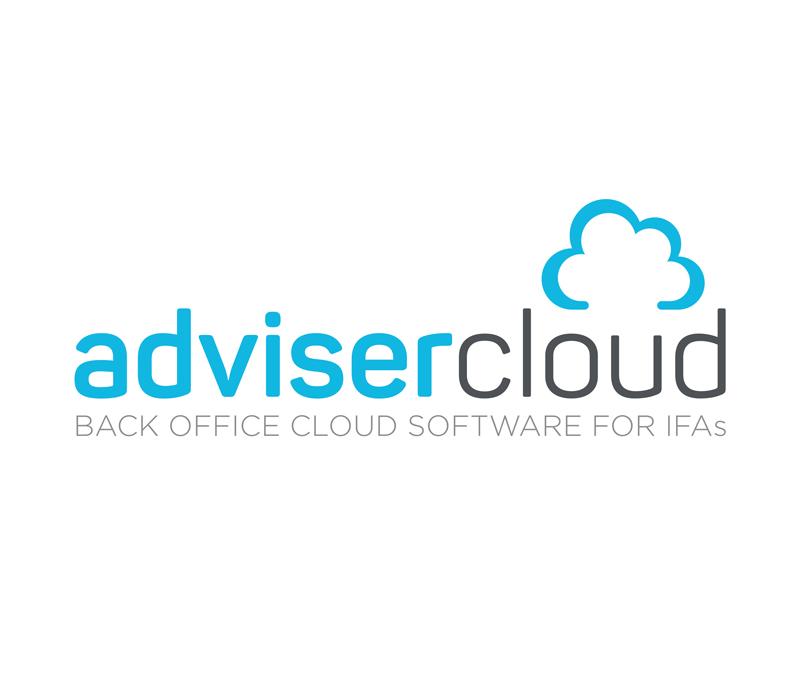 Adviser Cloud logo design - Paul Kirk Design