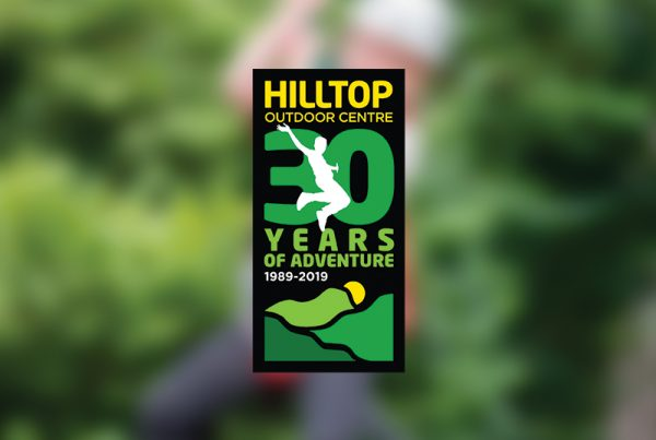 Paul Kirk Design - Hilltop Outdoor Centre logo design