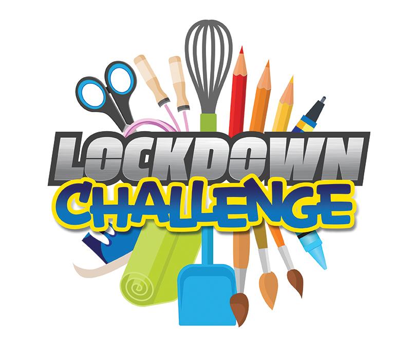 Leeds Citizens UK Lockdown Challenge logo design - Paul Kirk Design