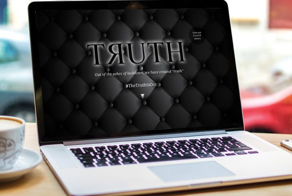 Truth Norwich web design - Paul Kirk Design